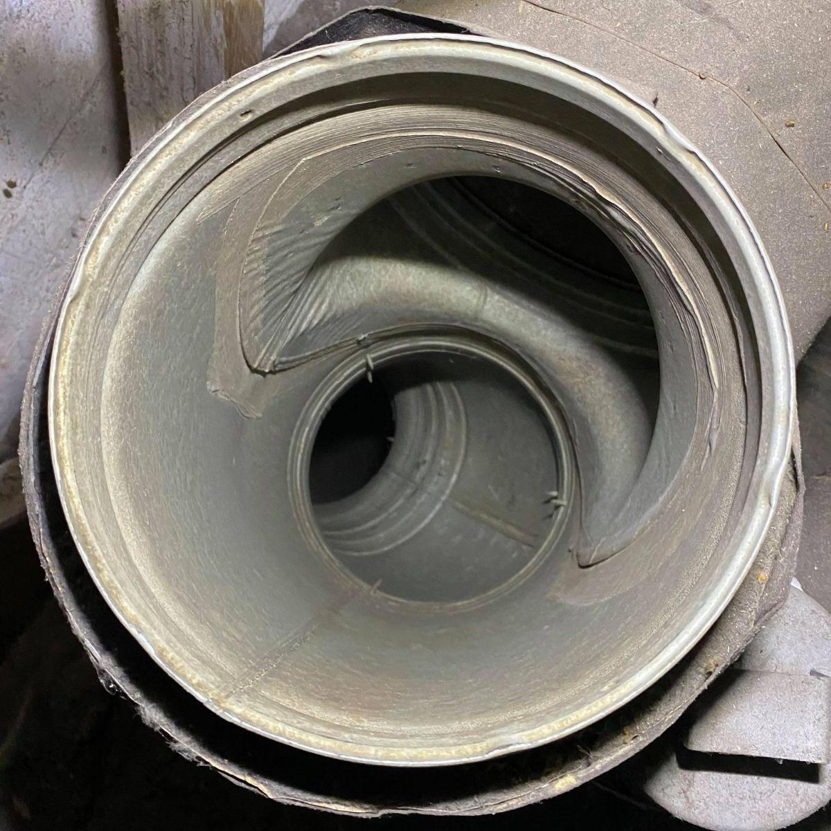 ventilationsrensning efter